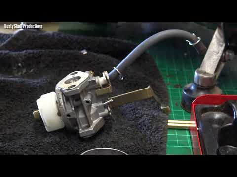 SIP 2-Stroke Generator Repair WILL IT RUN? - RustySkull Productions