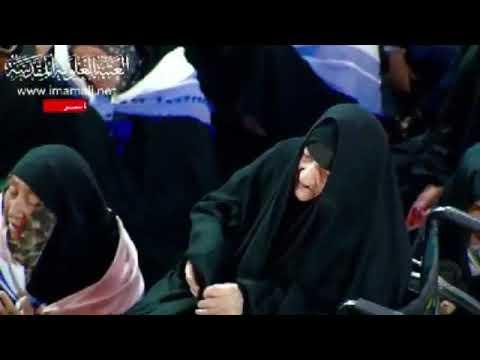 الشيخ شبر معله( نعي للسيدة فاطمة الزهراء عليها السلام ) ام ابيها وسيدة نساء العالمين في ليلة الجمعة