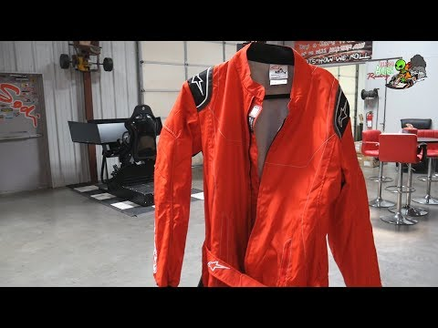 A Look At Different Karting Suits