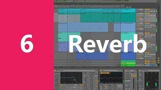 Ableton Live 10 教學 - Reverb