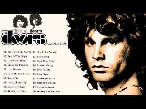 Jim Morrison Greatest Hits The Very Best Of Jim Morrison