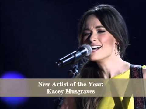 2013 Country Music Association Awards *WINNERS*