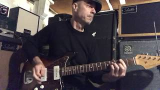 """Flogging Molly - """"(No More)"""" Paddy's Lament"""" (Guitar Playthrough)"""