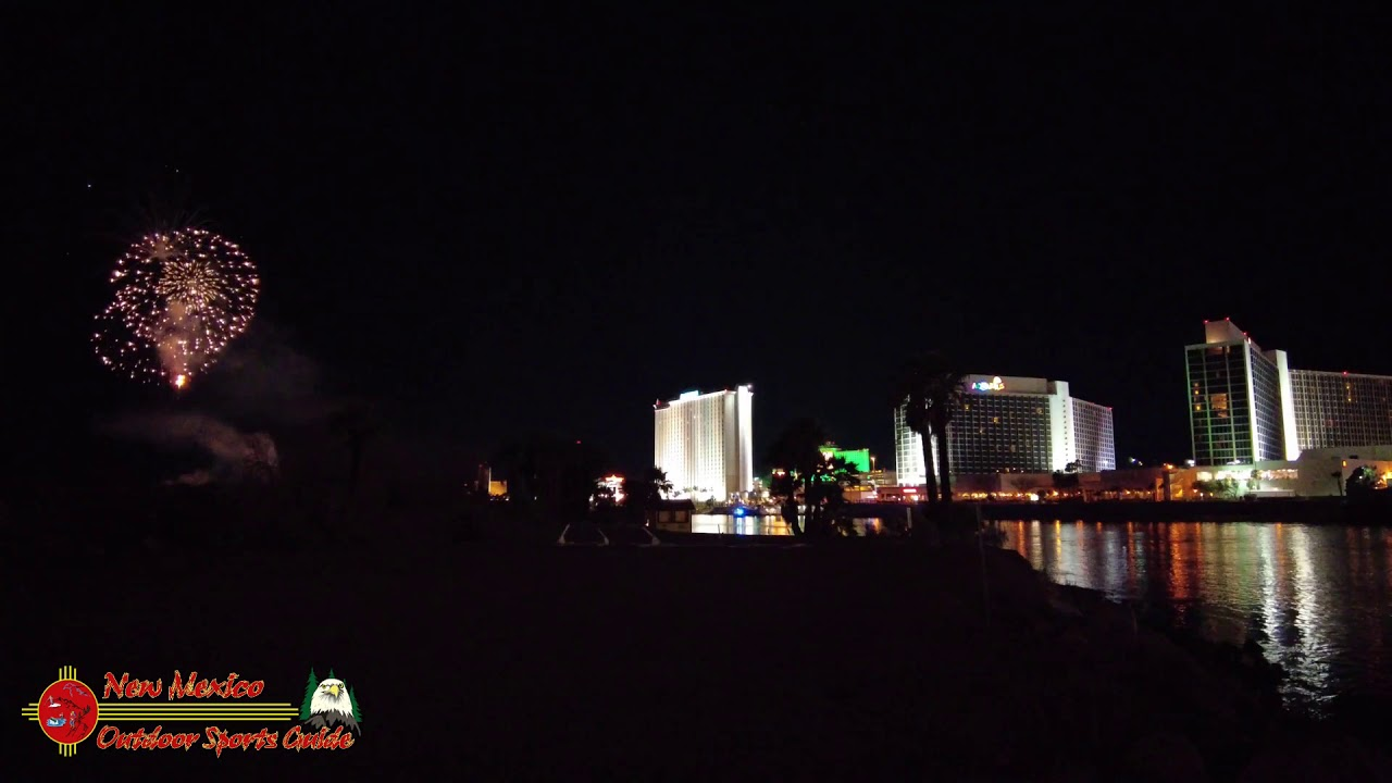 Christmas Eve Services Laughlin Nv 2021 Fireworks Over The Colorado River Christmas Night 2020 Youtube