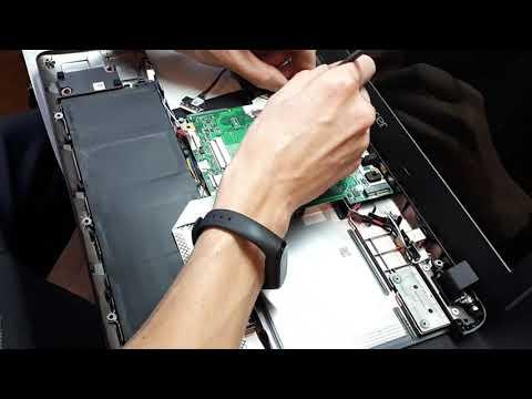 Как разобрать и  почистить от пыли ноутбук Acer Aspire Es1 572 53fb  How To Disassemble And Dust The