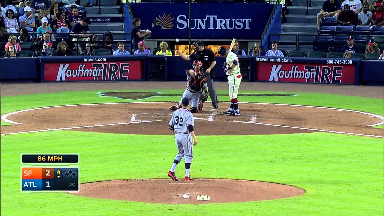 Giants Vs Braves 03 05 2014 Full Game Hd Youtube