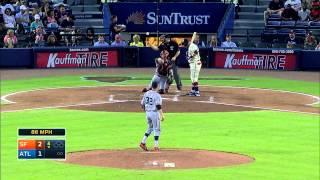 Giants vs. Braves 03.05.2014 [Full Game HD]