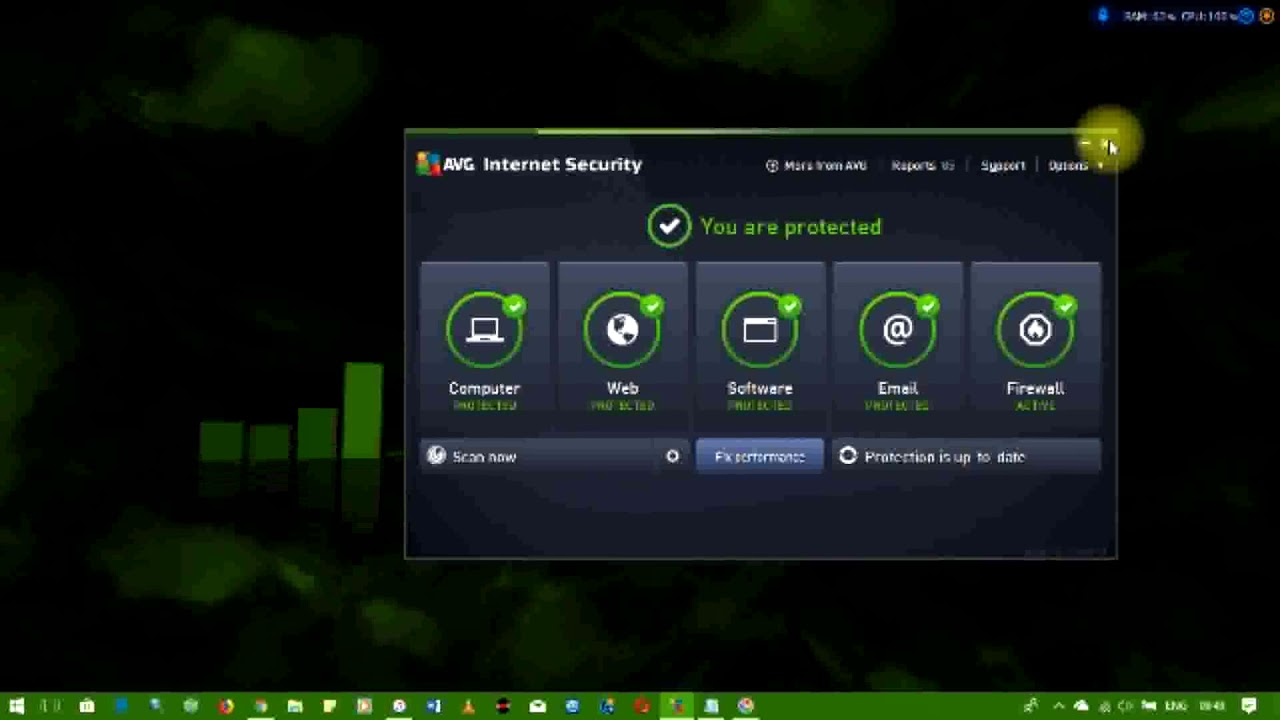avg antivirus for windows 10 with crack