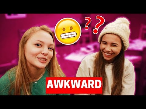 DIRTY QUESTIONS WITH GIRLFRIEND AND SISTER *AWKWARD*