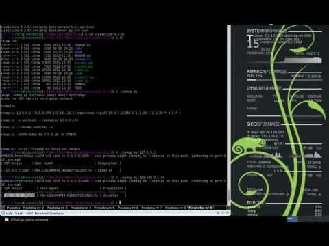 niebezpiecznik - hacking asterisk VoIP PBX