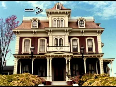 Painted Ladies - Selected Victorian Styles and Features