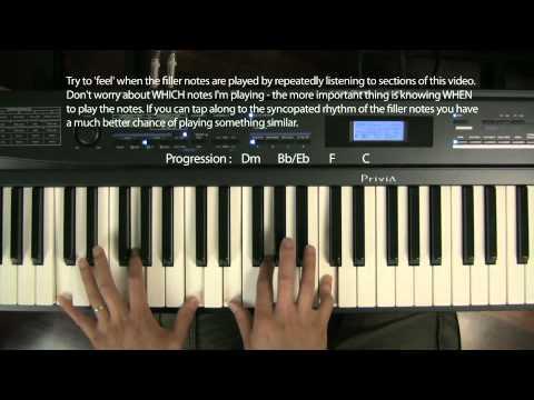 Piano piano chords improvisation : Loop 3 - Chord Progression - Piano Improvisation Lesson - YouTube