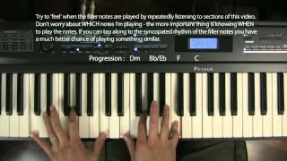 Loop 3 - Chord Progression - Piano Improvisation Lesson