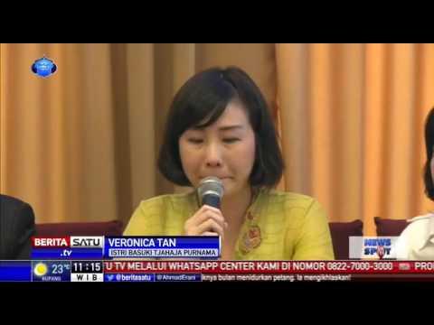 Veronica Tan Bacakan Surat sang Suami Basuki Tjahaja Purnama