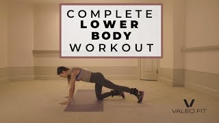 Complete Butt Toning Circuit