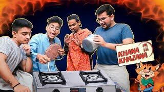 Khana Khajana 😂 | Gujrati Comedy Video - Kaminey Frendzz