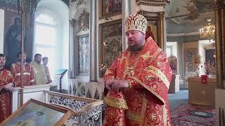 Слово митрополита Ферапонта в Неделю 7-ю по Пятидесятнице