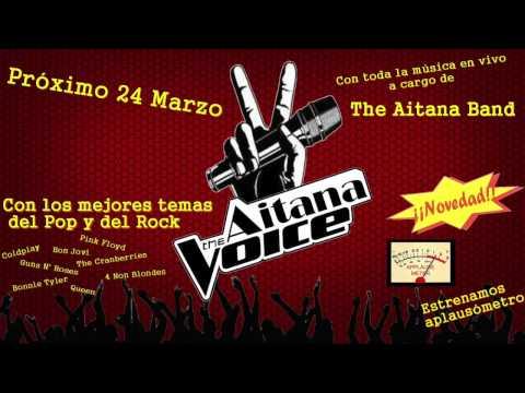 The Aitana Voice 2017