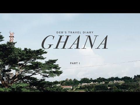 Ghana Week 1 | VLOG