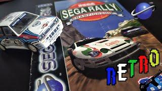 Vídeo Sega Rally