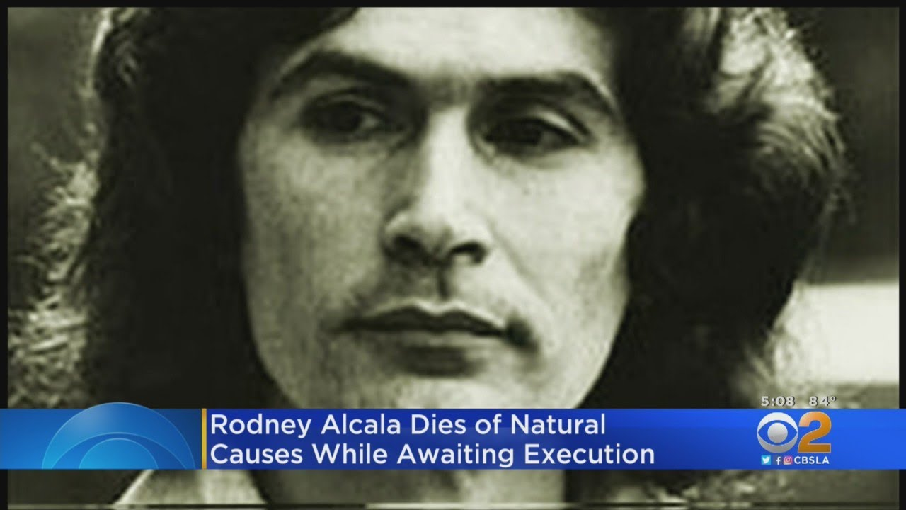 Condemned Inmate Rodney Alcala Dies of Natural Causes - News ...