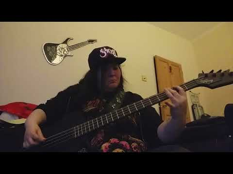 Rats by Ghost (Bass Cover)