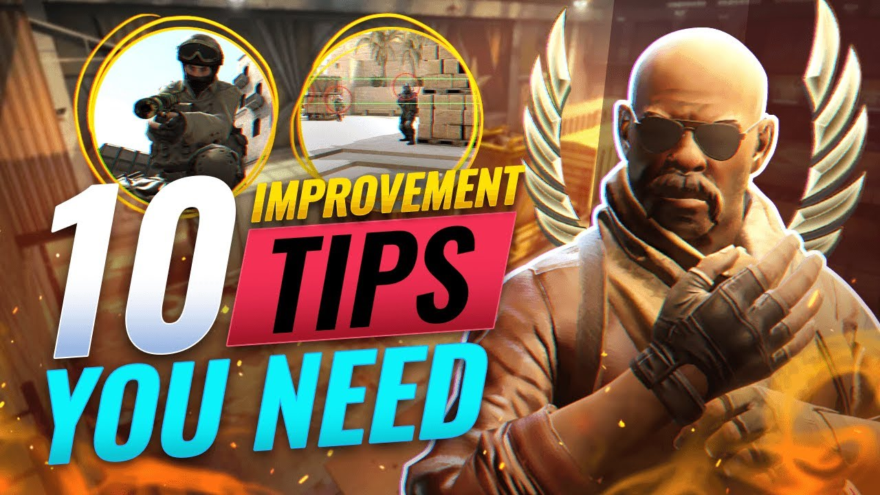 Download INSTANTLY Improve Your MECHANICS With 10 PROVEN Tips - CS:GO