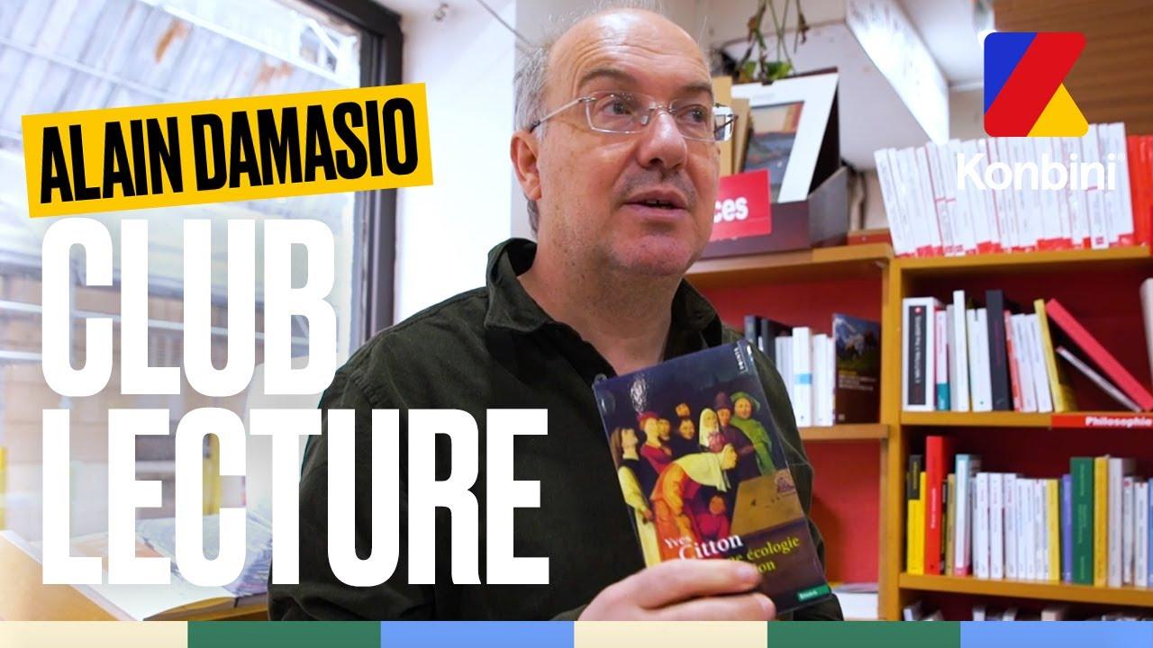 Download Alain Damasio : science-fiction, philosophie, politique, voici ses conseils lecture l Konbini