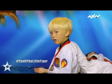 Little K Tigers Judges' Audition Epi 2 Highlights | Asia's Got Talent 2017