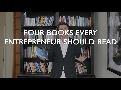 Sam Ovens - Four Books Every Entrepreneur Must Read