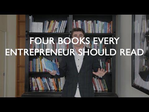 Sam Ovens - Four Books Every Entrepreneur Must Read
