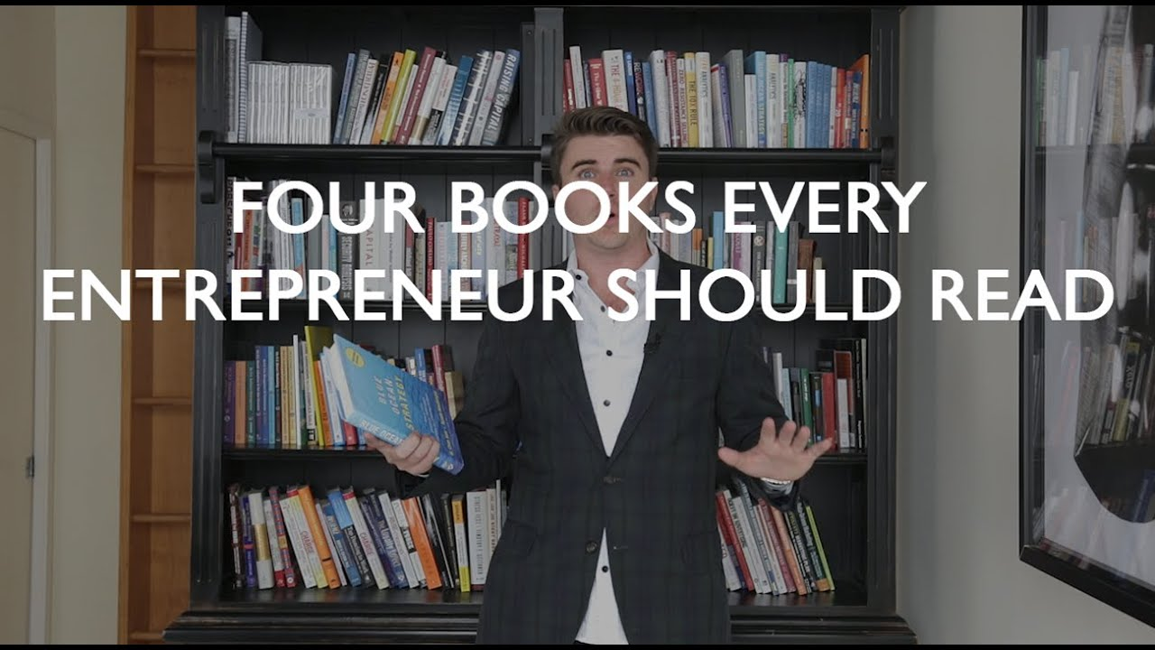 1183dad7584 Sam Ovens - Four Books Every Entrepreneur Must Read - YouTube