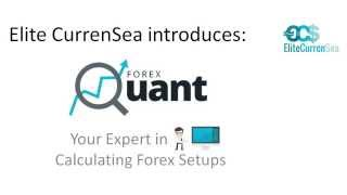 Intro to Forex Quant Second Steps