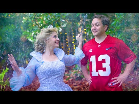 Austin James - SEC Fairy Godmother granting wishes for this season!