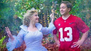 SEC Shorts - Teams get single wish from SEC Fairy Godmother