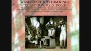 Washboard Rhythm Kings - Minnie The Moocher