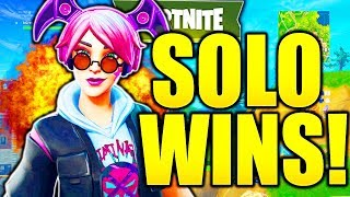 Wie man HIGH KILL SOLO WINS in FORTNITE Wie man gut bei Fortnite Tipps und Tricks Saison 9!