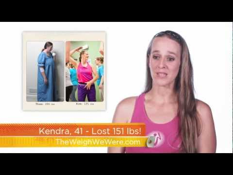 Weight Loss Story – Zumba classes gave Kendra the strength to lose 151 extra pounds