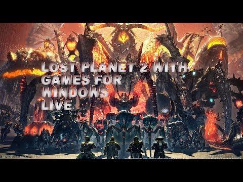 Games For Windows Live - Lost Planet 2 (2019 - NOV)