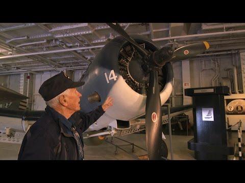 YKTV:  WWII Pilot Explains Douglas SBD Dauntless Dive Brakes