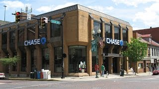 The Bank of the Future Brought to You Buy Chase Bank & Bank of America
