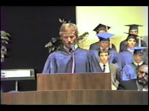1985 bonneville high school lakers graduation ceremony ogden utah