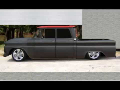 1960 Chevy Apache Crew Cab Short Bed Youtube