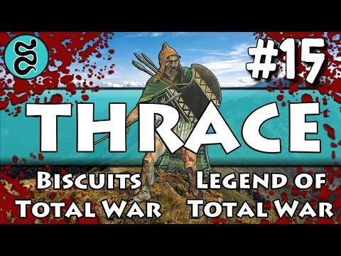 """Rome Total War - Thrace Co-Op Campaign """"Consuls of Thrace"""" Part 15"""