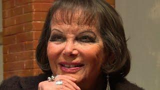 Claudia Cardinale cumple 80 años, sin nostalgia