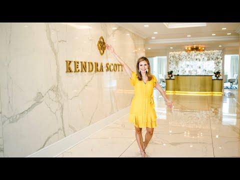 GORGEOUS Kendra Scott Office Tour- Austin, TX