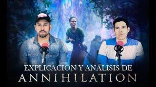 Explicación y análisis de Aniquilación (Annihilation), NETFLIX