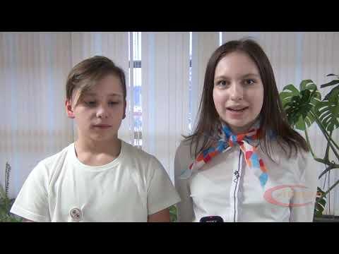 """Всероссийская акция """"Я - гражданин России""""."""