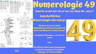 Numerologie 49