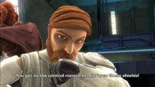Star Wars The Clone Wars – Republic Heroes Full Movie All Cutscenes Cinematic